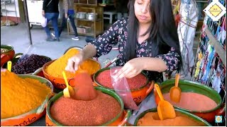 Tlacolula Sunday Market -One Of The Oldest Markets In Mexico   Mexico Travel
