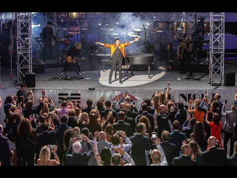 "YCM Marina Concert 2019 - Lionel Richie ""All night long"""