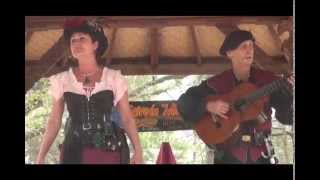 Faire to Middlin  performing  Wild Mountain Thyme