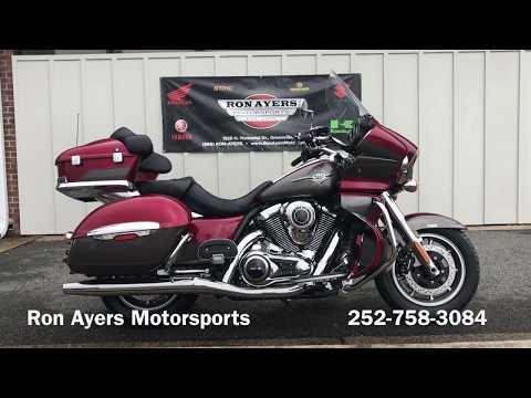 2018 Kawasaki Vulcan 1700 Voyager ABS in Greenville, North Carolina