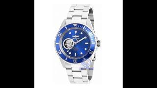 Видео обзор механических часов Invicta Pro Diver Professional Open Heart Dial Automatic 20434 200М