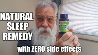 Natural Herbal Sleep Remedy THAT WORKS