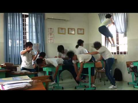 harlem shake make in vietnam