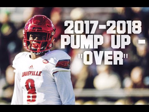 College Football Pump Up 2017-2018 -