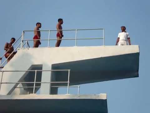 NDA 10M JUMP Training