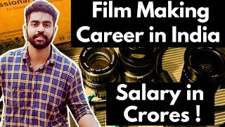 Film Making Careers   Courses   Institutes   Colleges   Salary   FTTI   Praveen Dilliwala