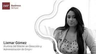 Opinión y experiencia de alumna de MBA en IMF