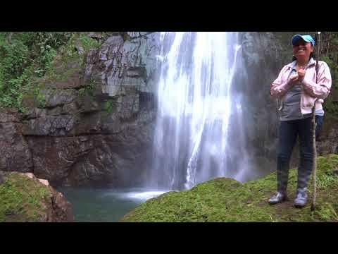 cascada Sta. Mónica, Hgo. (Municipio de Tianguistengo)