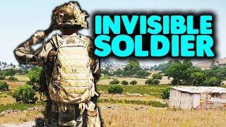 ArmA 3 - The Invisible Man