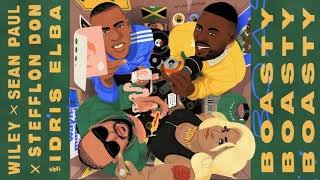 Boasty (BASS BOOSTED) Wiley, Sean Paul, Stefflon Don (feat. Idris Elba)