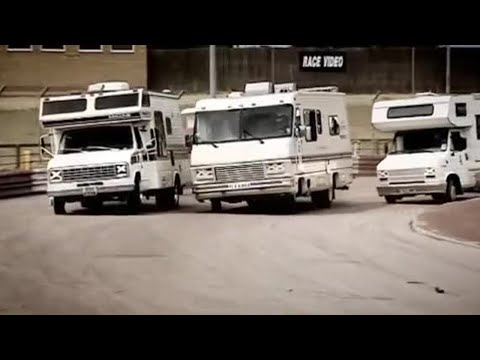 Racing a Motorhome
