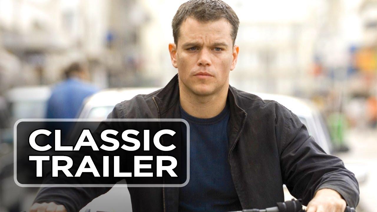Video trailer för The Bourne Ultimatum Official Trailer #2 - David Strathairn Movie (2007) HD