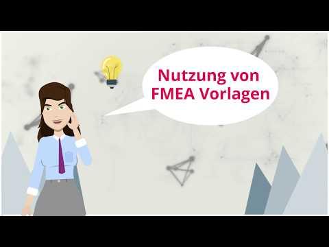 Nutzung von FMEA Vorlagen - Lessons Learned