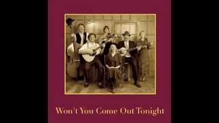 Buffalo Gals LIVE 'In My Time of Dying' - Won't You Come Out Tonight
