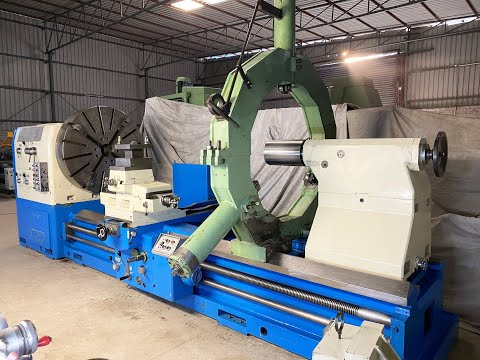Colombo Extra Heavy Duty Lathe Machine