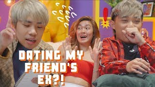 Will You Date Your Friend's Ex? - DR LOVE S2 Episode 1
