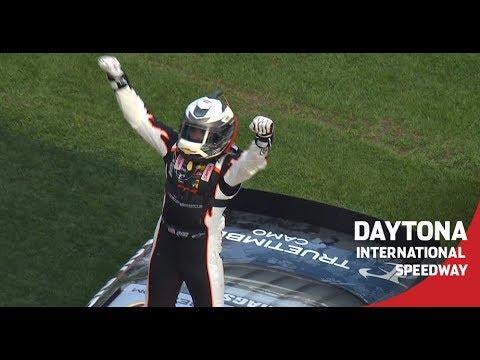 NASCAR デイトナ500(デイトナ・インターナショナル・スピードウェイ)ハイライト動画