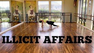 Lyrical Dance Tutorial - Illicit Affairs by Taylor Swift