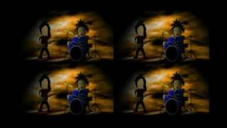 Children Of Bodom - Rebel Yell (Adobe Flash and After Effects Animation)