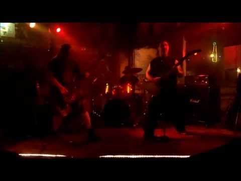 Eminent Throne Live at Carr's Corner [Spokane, Washington March 2013] Part 1