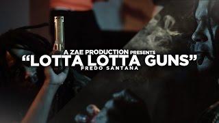 <b>Fredo Santana </b> Lotta Lotta Guns Official Video Shot By AZaeProduction