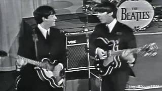 The Beatles - Twist and Shout (Live at Royal Variety 1963) HD