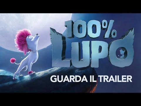 100% Lupo – Il trailer italiano