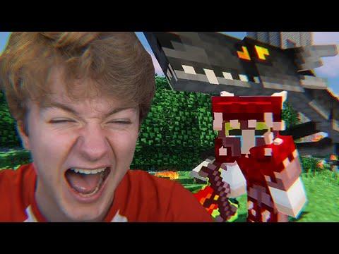 I Survived Minecraft's Hardest Mod...