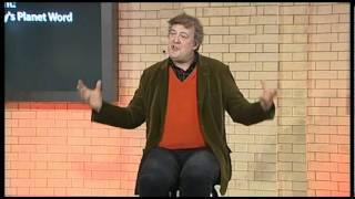 Stephen Fry, 12/10/2011. (από patsis, 24/12/11)