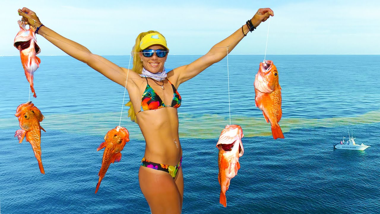 Do Girls Pick Their Noses Too? PLUS 3 Amazing Ways to GUARANTEE Fish Every Trip