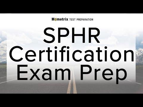 SPHR Certification (Exam Prep) - YouTube