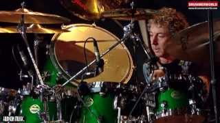 Simon Phillips & Protocol + Ndugu Chancler + Billy Ward: Biplane to Bermuda