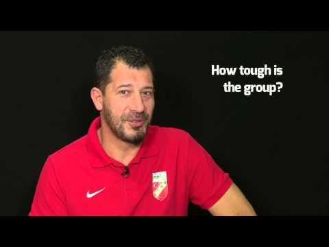 Pre-season Interview: Coach Ufuk Sarica, Pinar Karsiyaka Izmir