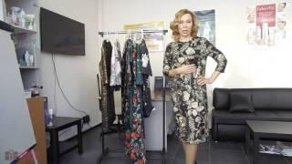 """Обзор коллекции женской одежды """"Зимний букет"""" Faberlic by Alena Akhmadullina"""