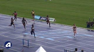 Villeneuve d'Ascq 2019 : 4x100 m F (Nice Côte d'Azur Athlétisme en 46''58)