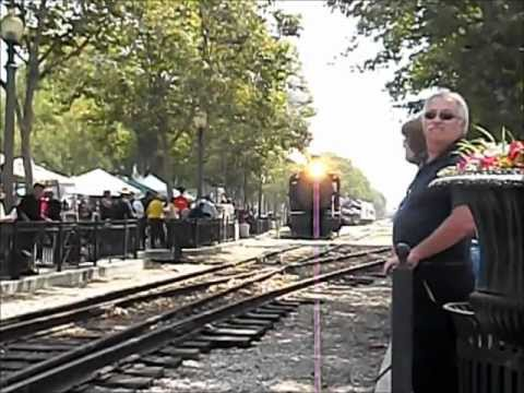 Download Fillmore & Western Railway 2-8-0 #14 In Action! 7/4/12 Mp4 HD Video and MP3
