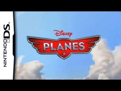 Disney Planes - First Look - DS