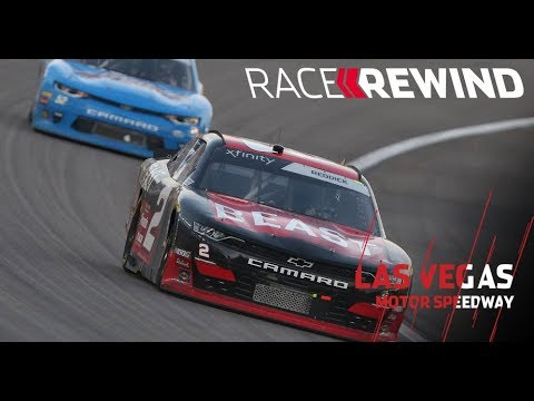 NASCAR Xfinity Playoffs field set after regular-season finale at Las Vegas: Race Rewind