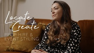 Locate To Create - Prop Hire & Event Styling | Promo Video 2020