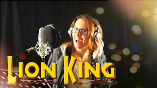 """""""HE LIVES IN YOU"""" 