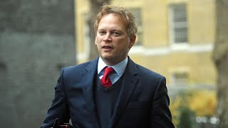 video: Grant Shapps unveils Government's 'green list' of countries - watch live