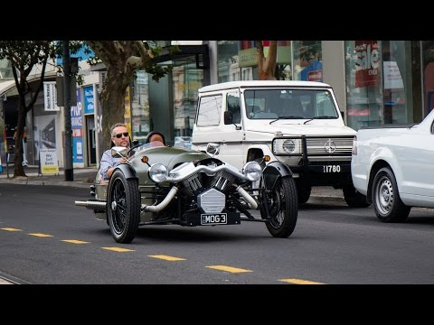 2018 | Morgan 3 Wheeler | NEW CAR