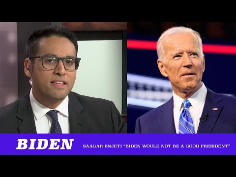 "Saagar Enjeti: ""Joe Biden Would Not Be A Good President; Represents The Neoliberal Consensus"""