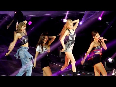 Highlights from Blackpink in Sydney Australia, In Your Area tour 2019