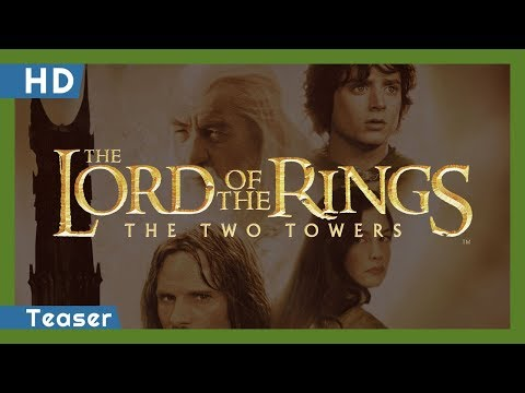 Video trailer för The Lord of the Rings: The Two Towers (2002) Teaser