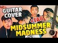 88RISING - Midsummer Madness (Fingerstyle Guitar Cover, Guitar Tabs)