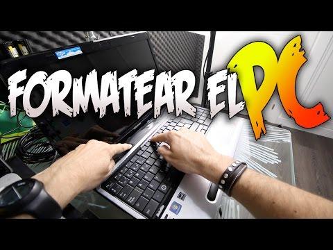 Cómo formatear un PC Windows 7 sin CD | Sistema fácil y rápido