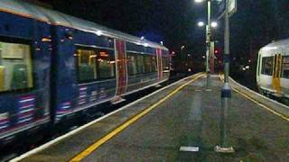 preview picture of video 'Last Day Of First Capital Connect Class 377/5 At Gillingham 11/12/09'