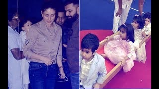 Taimur To Kareena Kapoor: It's Time To Party, Mom! | Bollywood News | SpotboyE