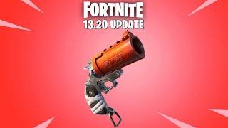 Fortnite New 13.20 Update + New Flare Gun! (Fortnite New Update)